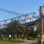 Jembatan Mahakam TENGGARONG-SAMARINDA runtuh (10)