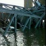 Jembatan Mahakam TENGGARONG-SAMARINDA runtuh (5)