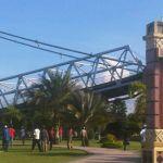 Jembatan Mahakam TENGGARONG-SAMARINDA runtuh (7)